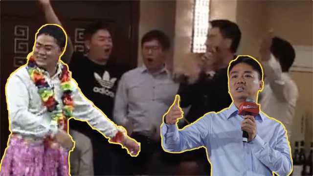 刘强东又唱歌了,儿时曾被亲妈打击
