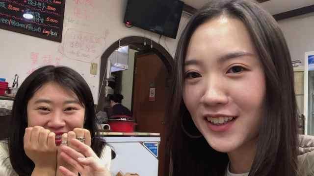 韩国闺蜜第一次吃麻辣烫这样评价!