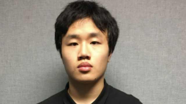 华裔学生带枪上学,被判四个月