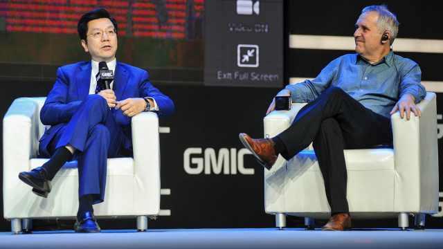 李开复:五年内,中国三大AI赶超美国