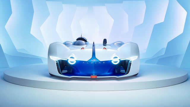 法国老牌拉力赛冠军推出的概念赛车