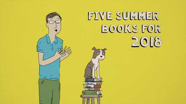 盖茨夏季书单:1本小说4本非虚构