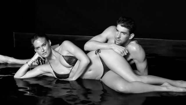 运动员泳装特辑:性感和颜值齐飞