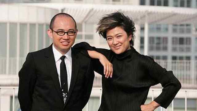 张欣:我还在怀孕潘石屹就求我复出