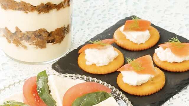 用芝士在家就可以做出的3种美食!