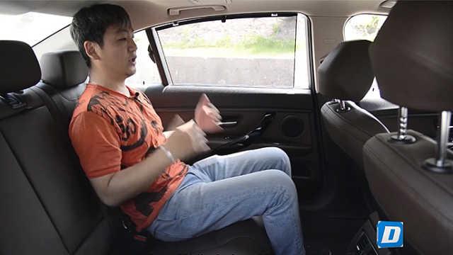宝马3系驾驶体验确实足够出众