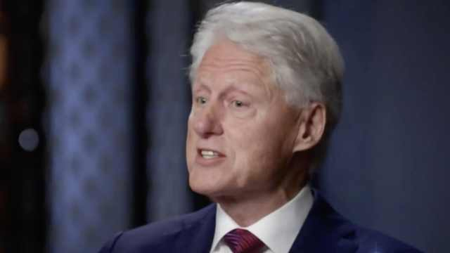 克林顿:我不觉得要向莱温斯基道歉