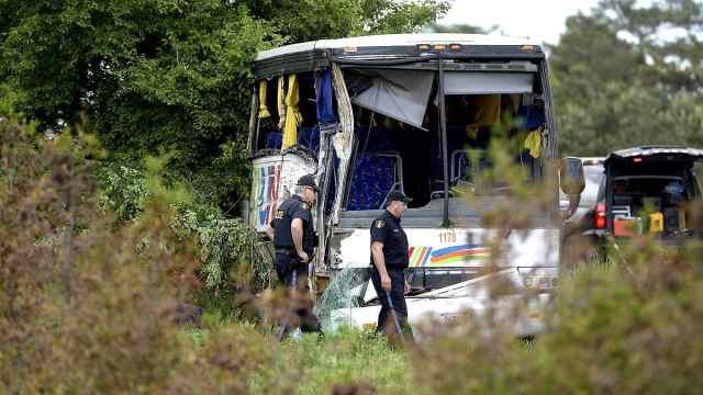 加拿大大巴事故已致1中国游客死亡