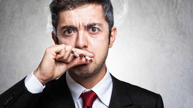 吸烟成瘾,也是一种病!