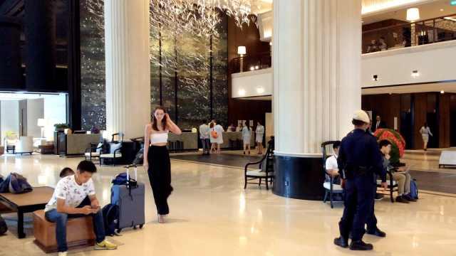 探访川普新加坡下榻酒店,一晚3万5