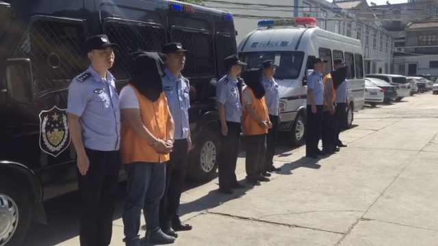 入室搶劫殺3人,3嫌犯潛逃13年落網