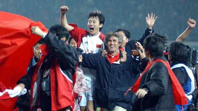 61载,中国与世界杯的独家记忆