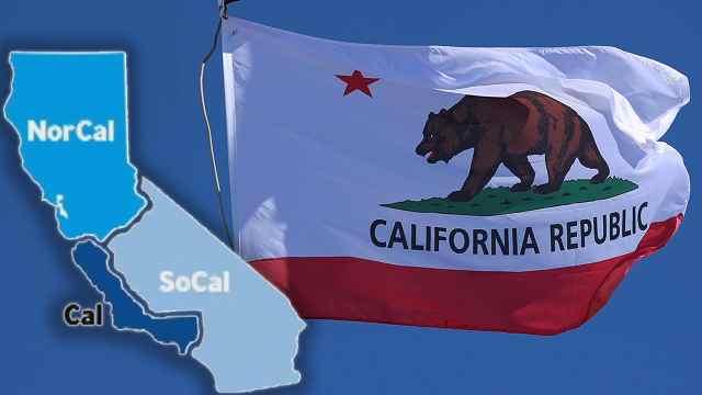 美国加州或一分为三,今年11月公投