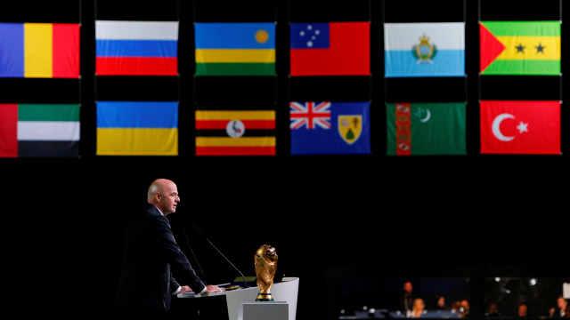 国足机会来了!世界杯扩军至48队
