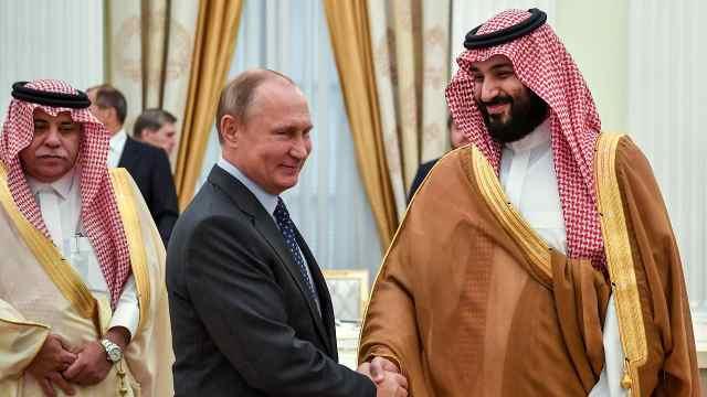 普京对话沙特王储: