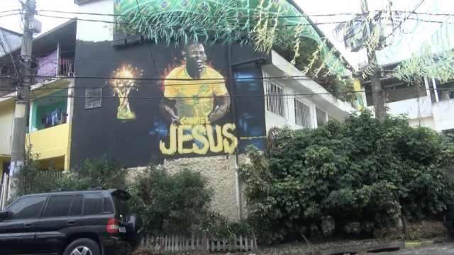 再见!来自贫民窟的巴西巨星热苏斯