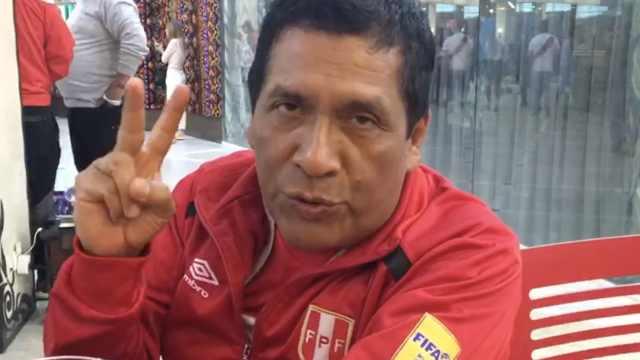 秘鲁球迷拉票求中国支持:知道马云