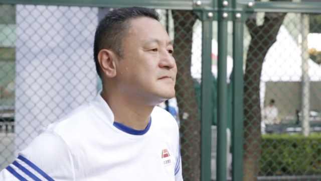 前国脚马明宇:有信心国足进世界杯