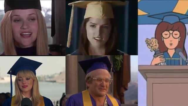 致少年!影史最经典的五大毕业致辞