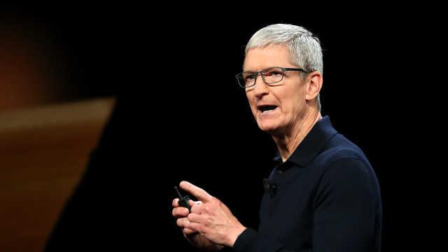 库克:保护隐私一直是苹果的价值观