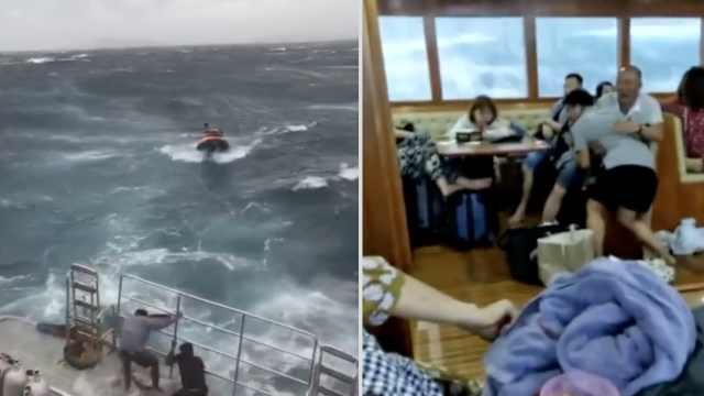 懒猫旅行:泰国翻船我们有3客人失联