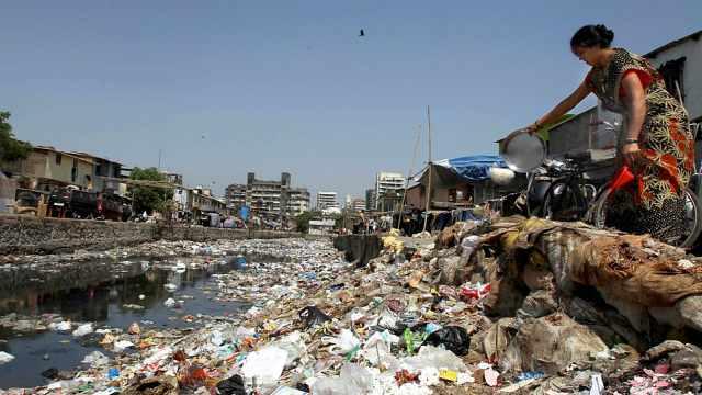 垃圾污染受害者:从垃圾中找到商机