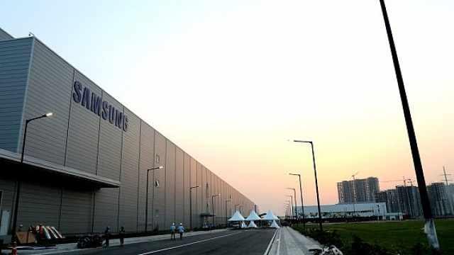 印度建世界最大手机厂,年产1.2亿台