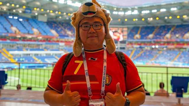 最狂热中国球迷:没真主队,格格不入