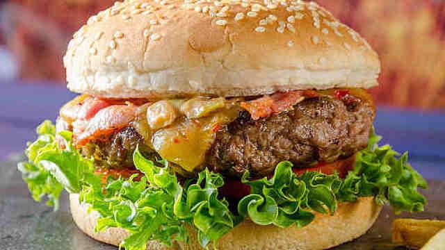 汉堡为什么被认为是垃圾食品?