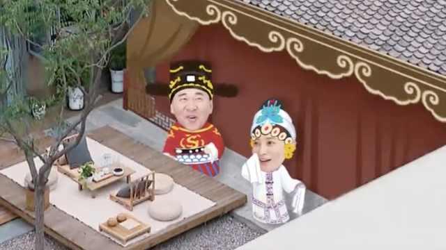 陈建斌唱京剧催饭,被嫌弃是噪音
