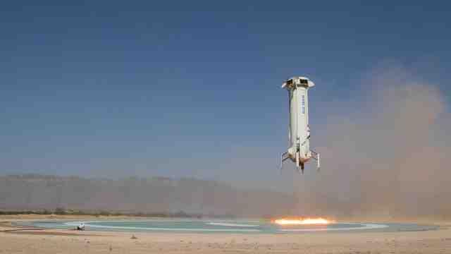 明年就能30万美元游太空,去不去?