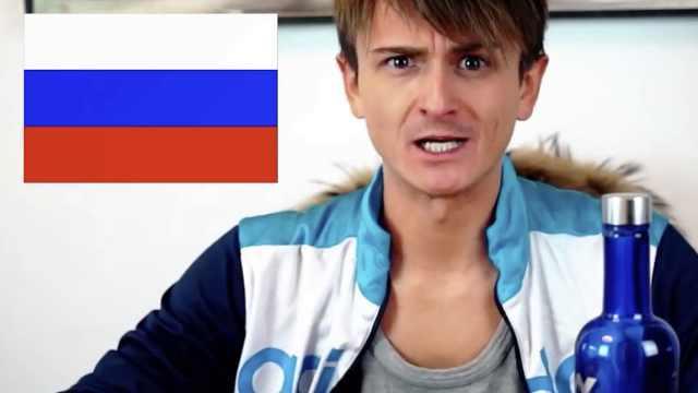 太兇殘!聽俄語和其它語言的對比