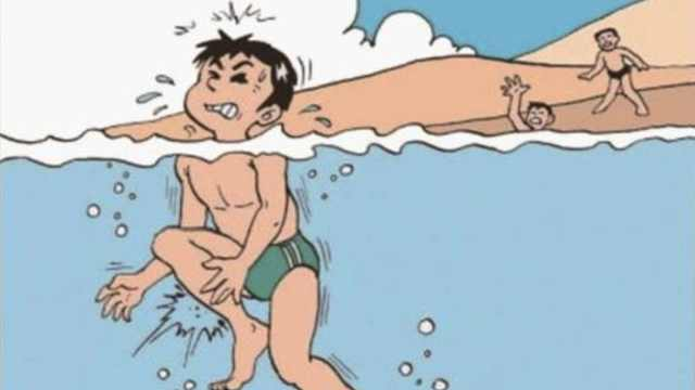 男子水库游泳,救生圈滑落致溺亡