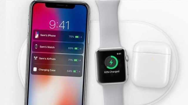苹果无线充电新专利曝光