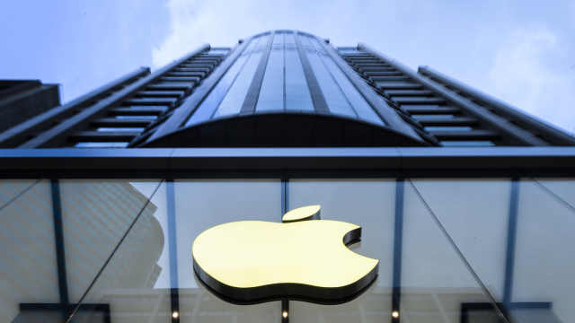 苹果破万亿美元公司你贡献了多少?