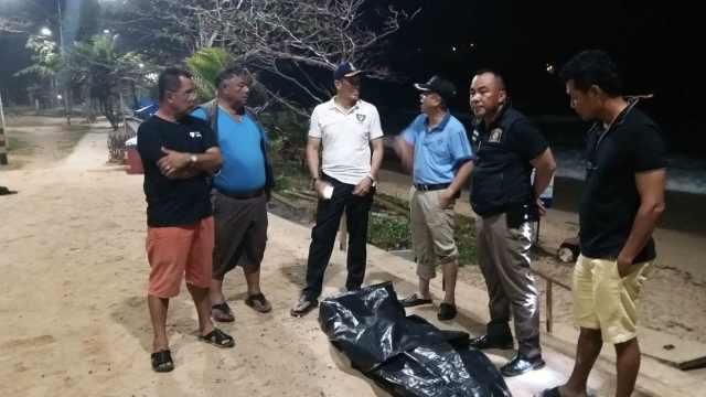 无视红旗警告,一中国游客普吉溺亡