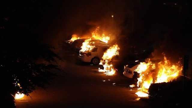 一夜间80辆车被烧毁,瑞典首相暴怒