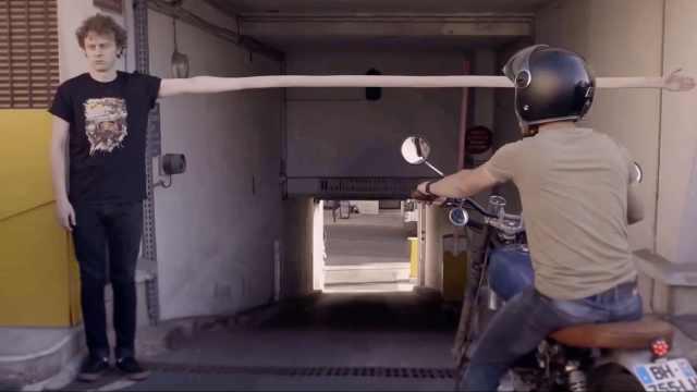 爆笑科幻短片:超能力者找工作记
