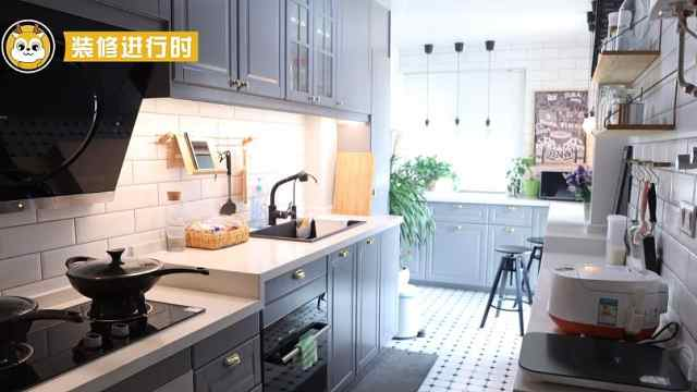 新房装修厨房设计宝典!