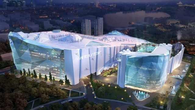 远超迪拜!世界最大滑雪场上海开建