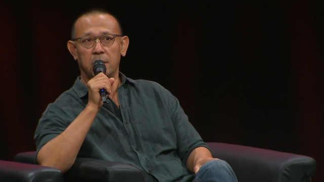 姜文:在中国,观众看不懂就是失败