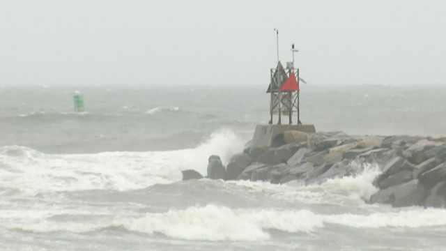 美飓风降为热带风暴,已致5人死亡