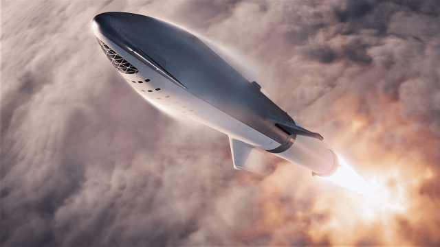 SpaceX首位绕月飞行旅客身份揭秘!