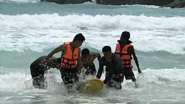 泰国上月6起溺亡事件,中使馆提醒