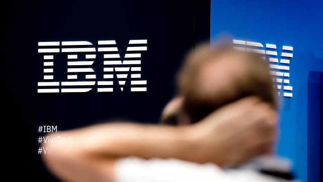 IBM裁减2万多超40岁员工被集体诉讼