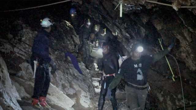 多名泰洞穴救援潜水员曾身体不适