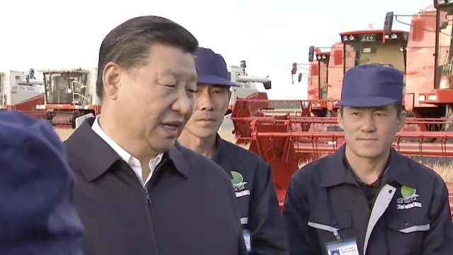 习近平:中国人要把饭碗端自己手里