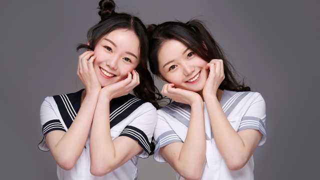 双胞胎姐妹弄晕考官:怎么又是你?