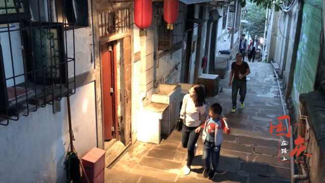 文青打卡圣地:山城步道体验老重庆