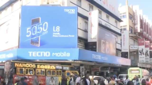 称霸非洲的中国手机,国人却没见过